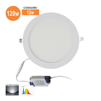 Panel Empotrable LED | ILV Iluminación